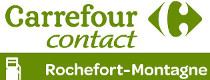 Carrefour Contact Rochefort-Montagne